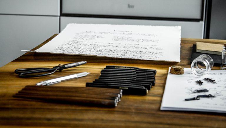 Warsztaty kaligrafii dla początkujących. Dlaczego naprawdę nie masz się czego bać