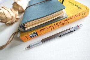 Writing & Illuminating & Lettering / Edward Johnston – recenzja książki